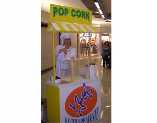 Carretto Pop Corn